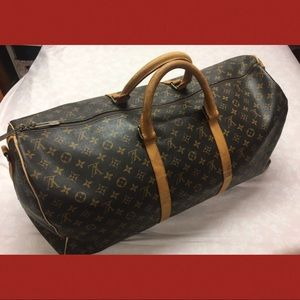 Louis Vuitton duffel